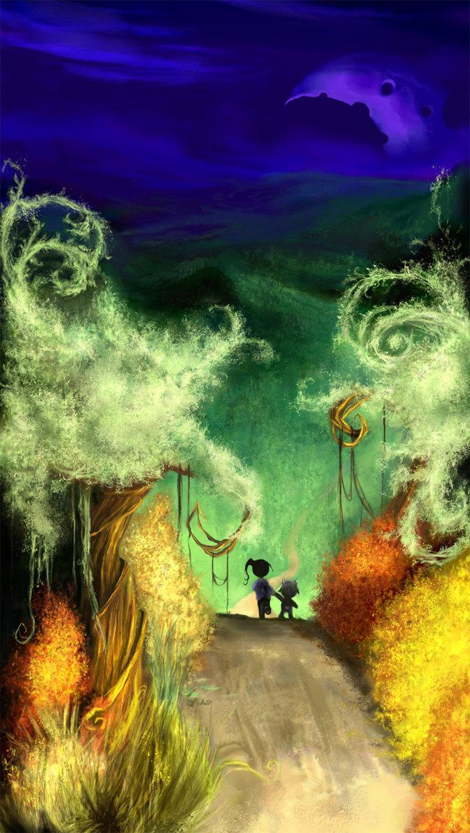 the_magic_path_by_aquasixio
